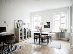 Скандинавская квартира | Блогер Jill_Morris на сайте SPLETNIK.RU 22 июня 2017 | СПЛЕТНИК