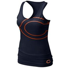 Shop Chicago Bears apparel and Bears shirts, hats and gear at the ultimate Bears Pro Shop. Buy Bears gear like Chicago Bears Jerseys, Hats, and Shirts. Our Chicago Bears store has Nike Bears Clothing for sale. Chicago Bears Gear, Chicago Bears Women, Chicago Football, Football Stuff, Nfl Bears, Bears Football, Football Baby, Sport Football, Nike Basketball