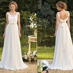 Wedding dress Pure handmade Bridal Ball gown by Tiamodress, $259.00.