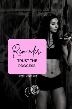 Trusting the process can be hard, especially when you can't see your results right away. See if your plan is the right one for you. Bodybuilding Motivation Quotes, Bikini Competitor, Jacksonville Florida, Trust The Process, Top Knot, Are You The One, Motivational Quotes, How To Plan, Fitness