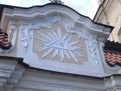 Illuminati All Seeing Eye Symbols Hidden in Plain Sight