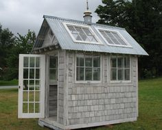 Bob Bowling Rustics  On Beautiful Whidbey Island, Washington   Building Rustic Sheds, Greenhouses, Chicken Coops, Playhouses, Retreat Rooms, and Outbuildings from Reclaimed and Recycled Materials.