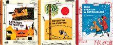 Zestaw: Detektyw Ture Sventon - Wydawnictwo Dwie Siostry