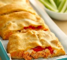 Big & Tasty Buffalo Chicken Pockets