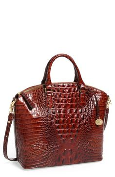 Brahmin 'Melbourne Duxvury - Large' Satchel available at #Nordstrom
