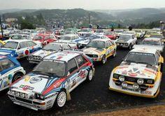 Rally Cars!