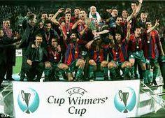 Barcelona - 1991/92 v Sampdoria (1-0)