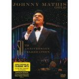 Johnny Mathis Live - Wonderful, Wonderful - A Gold 50th Anniversary Celebration (DVD)By Johnny Mathis