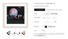 Photo Apps We Love: Prisma - Custom Frames Online