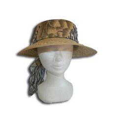 chapeau paille pour femme