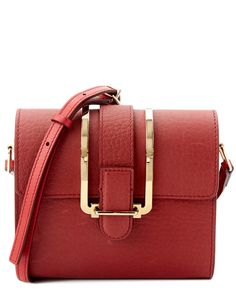 """Chloe """"Bronte"""" Small Leather Shoulder Bag is on Rue. Shop it now."""