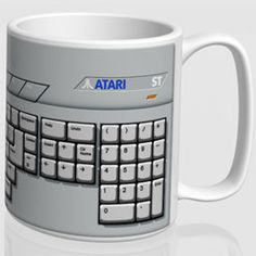 ATARI ST Keyboard...memories