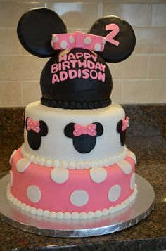 "Photo 7 of 16: Mickey Mouse Clubhouse or Minnie Mouse / Birthday ""Addison's Minnie Mouse Party"" 