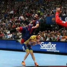 Nikola Karabatic Handball FC Barcelona @NKarabatic (BanusAlex)