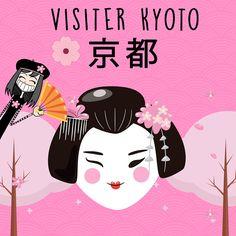 Voyage au Japon : venez découvrir toutes les visites et circuit à faire à Kyoto. Le Kinkakuji ou le Pavillon d'or, Gion, Ginkakuji ...