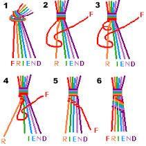 Google Image Result for Peace Friendship Bracelets