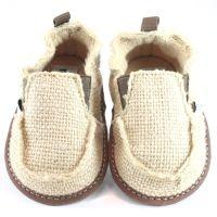 """So cute......E man has a pair but its too big...Uncle Charlie shoes """"CRUISER"""" - """"HEMP"""" BROWN"""