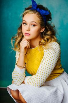 Brec Bassinger - LVLten Magazine July-August 2015 Issue, Brec Bassinger Style, Outfits and Clothes. Kim Possible Cosplay, Bella And The Bulldogs, Nickelodeon Girls, Bollywood, Latest Ankara Styles, Sexy Teens, Star Girl, Famous Women, Pin Up Girls