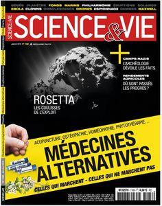 Science et vie n°1168 de janvier 2015