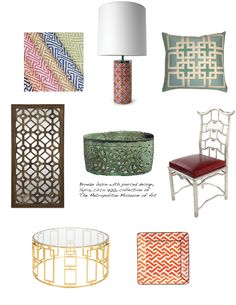 Nothing is New Friday: Fancy Fretwork    http://www.jandgdesign.com/thecuratorial/2013/2/24/nothing-is-new-friday-fretwork-fancy