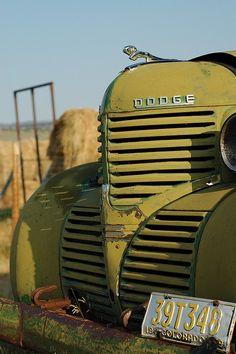 doyoulikevintage:  Old Dodge