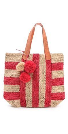 Mar Y Sol Havana Tote ♪ ♪... #inspiration #diy #crochet #knit GB http://www.pinterest.com/gigibrazil/boards/