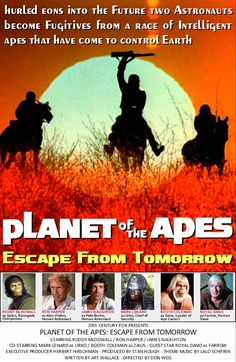 Classic Sci Fi, Classic Image, Classic Films, Escape From Tomorrow, Horror Posters, Movie Posters, Thing 1, Classic Monsters, Planet Of The Apes