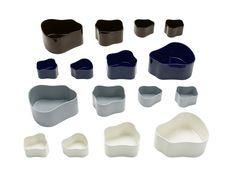 Artek Riihitie plant pot A, large, light grey Danish Design Store, Ceramic Light, Break Room, Marimekko, Ceramic Planters, Organic Shapes, Potted Plants, Plant Pots, Glazed Ceramic