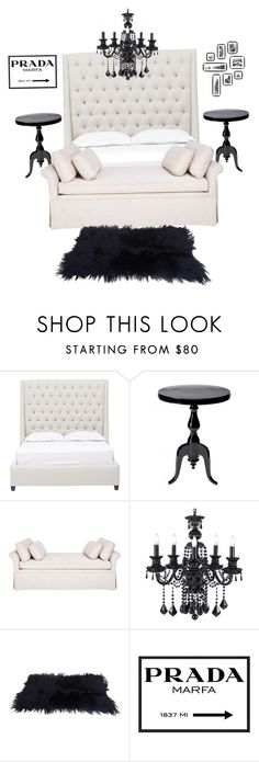 """""""Sin título #5"""" by connytapia ❤ liked on Polyvore featuring interior, interiors, interior design, home, home decor, interior decorating and Prada"""