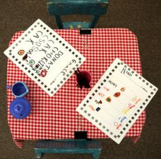 INSTRUCTION: The dramatic centre provides an authentic opportunity for oral language. A focused theme for the centre and supporting visuals help students use complex vocabulary and oral language structures as they take on various roles. Vocabulary Building, Vocabulary Words, Literacy Skills, Writing Skills, Concepts Of Print, Ell Students, Literacy Programs, Dramatic Play Centers, Balanced Literacy
