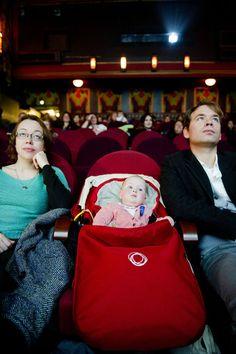 Met je baby naar de bioscoop