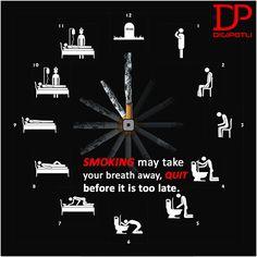 #Smoking causes #Cancer, say no to smoking. #Digipotli  #NoTobaccoDay Creative Poster Design, Ads Creative, Creative Posters, Creative Advertising, Advertising Design, Road Safety Poster, Safety Posters, Save Water Drawing, Banks Advertising
