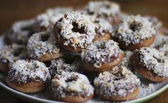 Köstliche Schneeflocken #Donuts