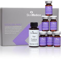 SkinMedica Vitalize peel...had one before, got to remember to ask for this for a birthday/anniversary/Christmas present!