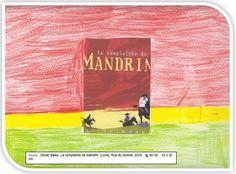"""Couverture réalisée par Welle à partir du livre """"La complainte du Mandrin"""" d'Olivier Balez. Pour voir mon livre, il faut cliquer sur mon dessin."""