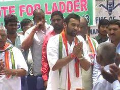 Vikram Goud with People