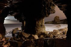 Marsden Rock, South Shields