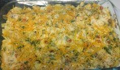 Weight Watcher Girl: Chicken Cheese steak Cabbage Casserole! Only 3 Points Plus Per HUGE slice!
