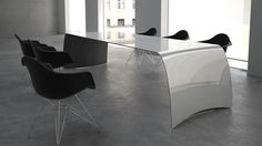 Carbon Fiber Office Desk - Carbon Fiber Office Desk - Decoration Ideas for Desk, Race Inspired Carbon Fiber Table Chair are the Supercars Of Furniture Diy Office Desk, Diy Desk, Wall Mounted Desk, Table And Chairs, Furniture Making, Diy Wall, Carbon Fiber, Furniture Design, Inspiration