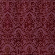 "https://flic.kr/p/6ciHin | Damask Wall Stencil ""Flora"". Elegant wallpaper damask stencils by Cutting Edge Stencils. 