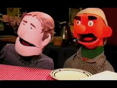 How to make a Muppet-Style Puppet by Indymogul, curbly.com #Puppet #Muppet #curbly #Indymogul #DIY