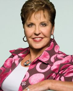 joyce meyer  If Joyce knew you Colleen, she'd love you right back