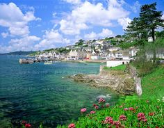 St Mawes, Nr Falmouth, Cornwall, England.