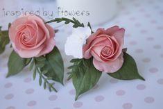 Flowers, foam, hair pin, pin, цветы из фоамирана, фоамиран, фом, цветы ручной работы, цветы Ирины Богдановой, ручная работа, handmade, with love