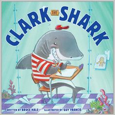 Book Talk Tuesday: It's Shark Week! Freebies for Back to school- This looks like a fun book!