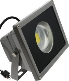 50W LED Flood Light Cool White Lamp Landscape Outdoor Waterproof 90-240v, 90 Degree Beam Angle by Techno Earth. $74.99. Provides even and bright illumination across a wide area Long lifespan, up to 50,000Hours. Waterproof design, ideal even for outdoor use. Input Voltage: AC 90-240V Light color:Warm white / Cool White Built-in constant current source, more steady Material: Aluminum alloy Ready to installation, Plug and play (US cord)