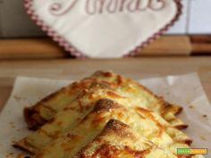 Crepes prosciutto e ricotta #ricette #food #recipes