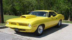 Pro Street Barracuda | 1970 Pro Street Plymouth Cuda | American Muscle Cars