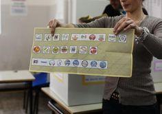 Lo spoglio delle schede dimostra il vantaggio del Pdl in Campania © Machi di Pace   Campania Su Web