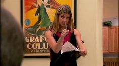 Arrested Development #PR character the Bluth family publicist Jessie Bowers. Good thing they say there's no such thing as bad publicity.  Wait, who exactly said that?